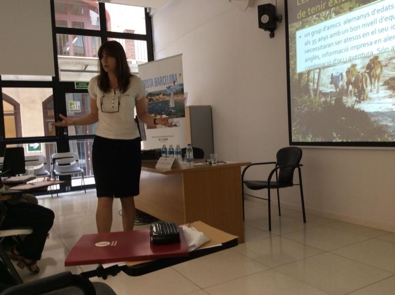 Olga Villacampa formación